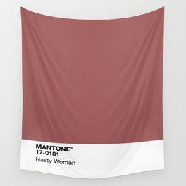 MANTONE® Nasty Woman Wall Tapestry