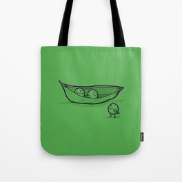 Chick Peas Tote Bag