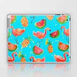 Flamingo Tropical Laptop & iPad Skin