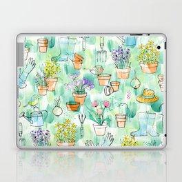Birds in the Garden Laptop & iPad Skin