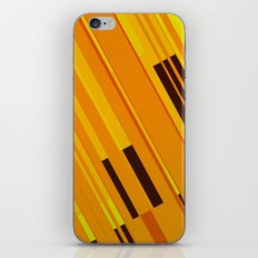 Canopus Orange iPhone & iPod Skin