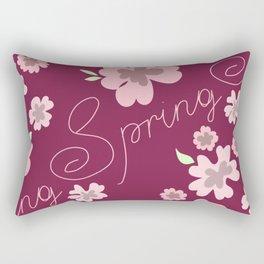 Spring 2 Rectangular Pillow