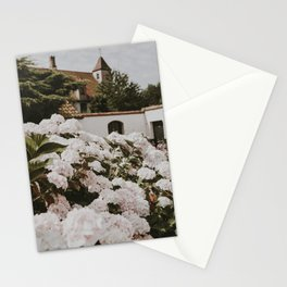 Bruges Flowers   Fine Art Travel Photography Stationery Cards