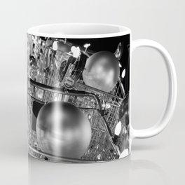 CHRISTMAS IN HOLLYWOOD - day six b&w Coffee Mug