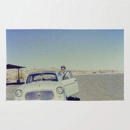 Desert Driver Rug