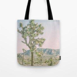 Joshua Tree Ombre Tote Bag