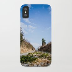 To the lake. Slim Case iPhone X