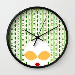 Babuska 2 Wall Clock