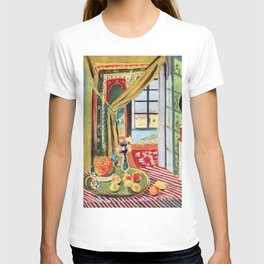 Henri Matisse Interior with a Phonograph T-shirt