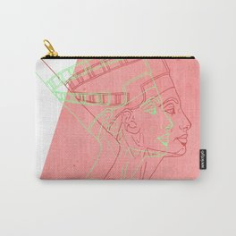 Nefertiti - egyptian heritage Carry-All Pouch