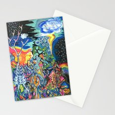 The Elements Stationery Cards