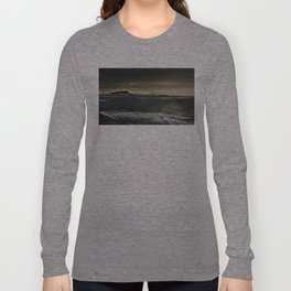 Storm in the sea Long Sleeve T-shirt