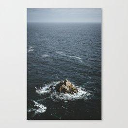 OCEAN CALM Canvas Print