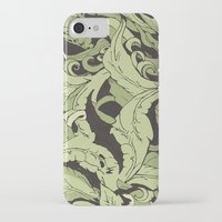 kodama iPhone & iPod Cases featuring KODAMA by Ron Gervais