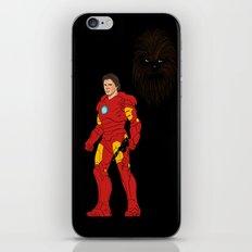 Iron Han iPhone & iPod Skin