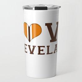 LUV Cleveland Travel Mug