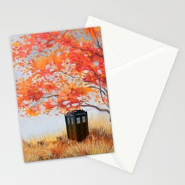 painting art Stationery Cards
