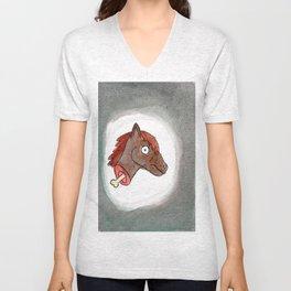 Lisa's Pony Unisex V-Neck