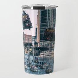 Bridge Raise Travel Mug