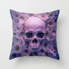 Here After Throw Pillow