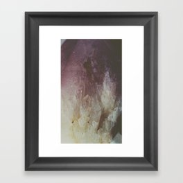 Crystal Framed Art Print