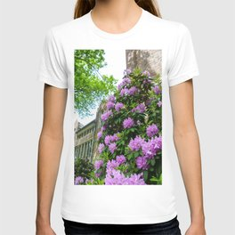 Founders Flowers T-shirt
