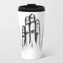 Fingers Travel Mug
