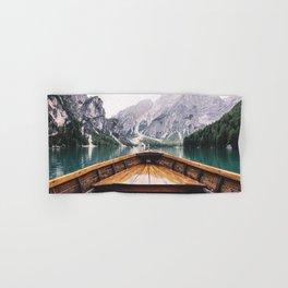 Mountain Lake Hand & Bath Towel