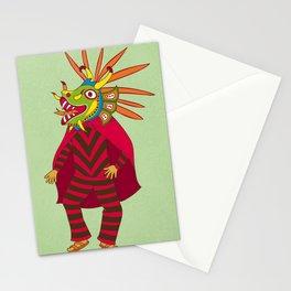 panamanian diablo sucio Stationery Cards