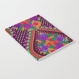 Ivy Purple Notebook