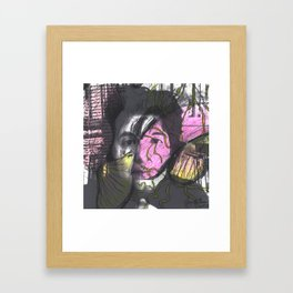 Soul portrait I Framed Art Print