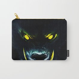 This monster mouth too cruel Carry-All Pouch