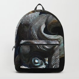 The Bronze Lion Backpack