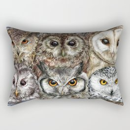 Owl Optics Rectangular Pillow