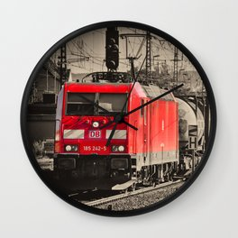 Koblenz Power Wall Clock