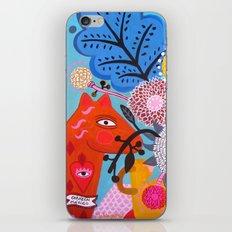 Corazon Magico iPhone & iPod Skin