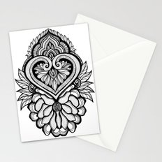 Sacred Flora Stationery Cards