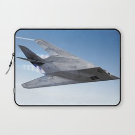 Stealth aircraft F-117 Laptop Sleeve