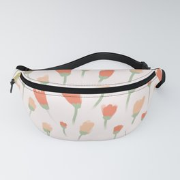 Dainty Blooms Fanny Pack
