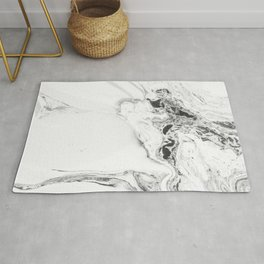 Marble Watercolor Rug
