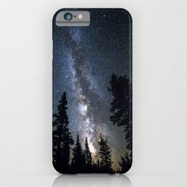 Sentinels of the Milky Way iPhone Case