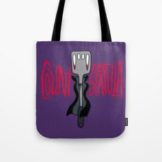 Count Spatula Tote Bag