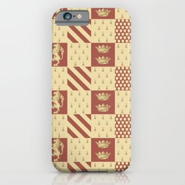 House of the Lion iPhone Case