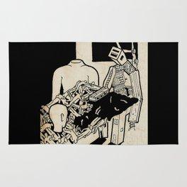 Machine Man Rug