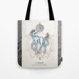 Mooncalf Tote Bag
