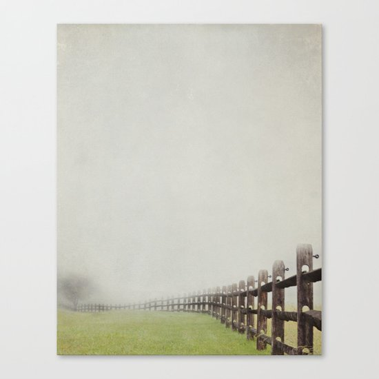 Far to go Canvas Print
