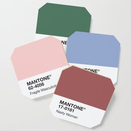 MANTONE® Colour Palette Coaster