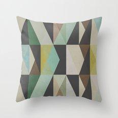 The Nordic Way XVII Throw Pillow