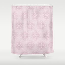 pattern 5 v2 Shower Curtain