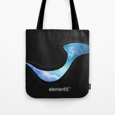 elements | water Tote Bag